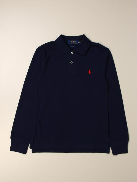 Polo Polo Ralph Lauren Boy with logo