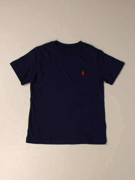 Polo Ralph Lauren Kid T-shirt with logo