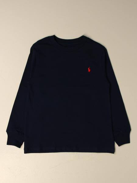 T-shirt Polo Ralph Lauren Kid with logo