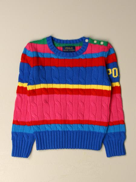 Polo Ralph Lauren Toddler striped pullover