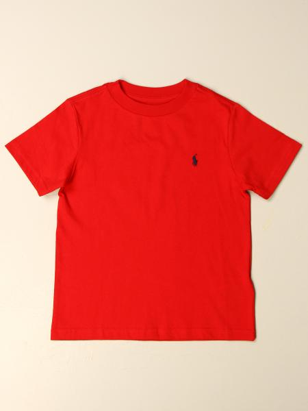 Polo Ralph Lauren Toddler T-shirt with logo