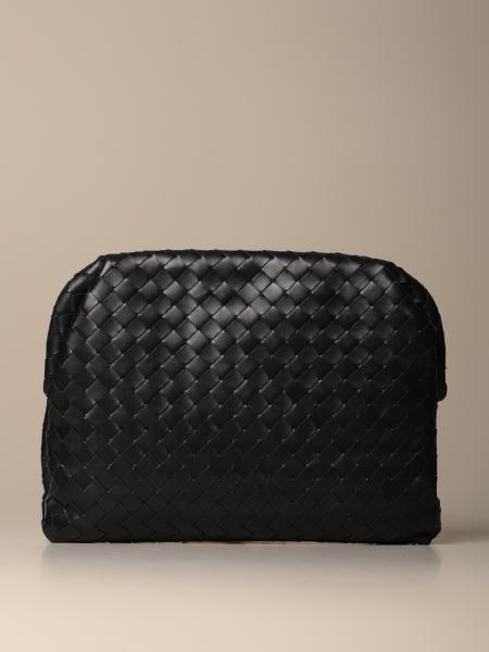 Bottega Veneta BV clutch bag in woven nappa