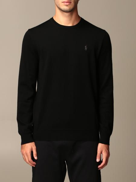 Polo Ralph Lauren 男士: Polo Ralph Lauren Logo 羊毛衫