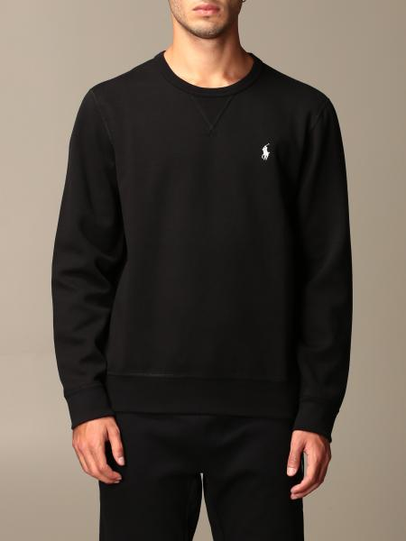 Polo Ralph Lauren sweatshirt in washed cotton with logo