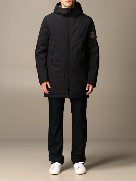 Rossignol: Maxnce soft shell Rossignol parka with hood