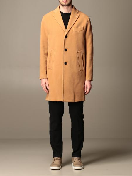 Agostino Paltò coat in technical wool