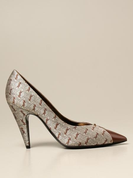 Saint Laurent femme: Chaussures femme Saint Laurent
