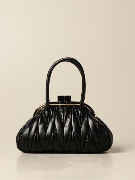 Miu Miu: Miu Miu handbag in quilted leather