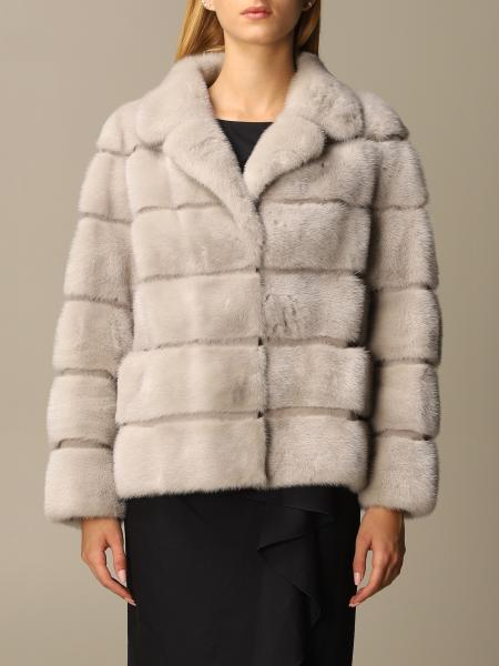Fur coats women Simonetta Ravizza