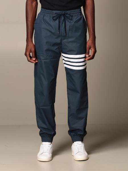 Thom Browne jogging trousers with bands