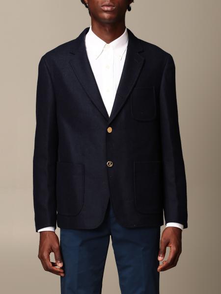 Thom Browne: Thom Browne classic wool jacket