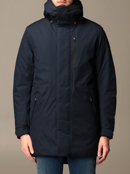 Save The Duck: Save The Duck parka in nylon with hood