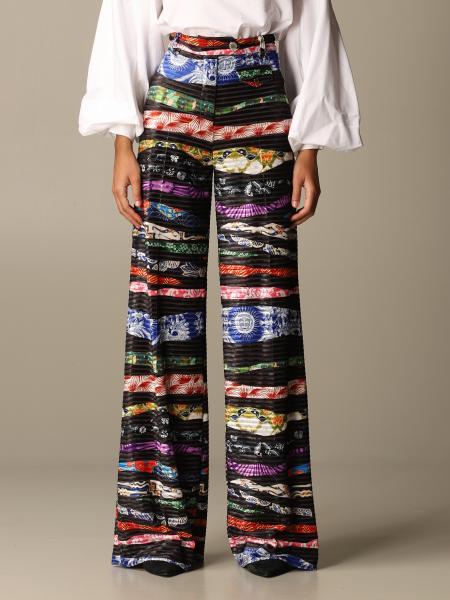 Trousers women Stella Jean