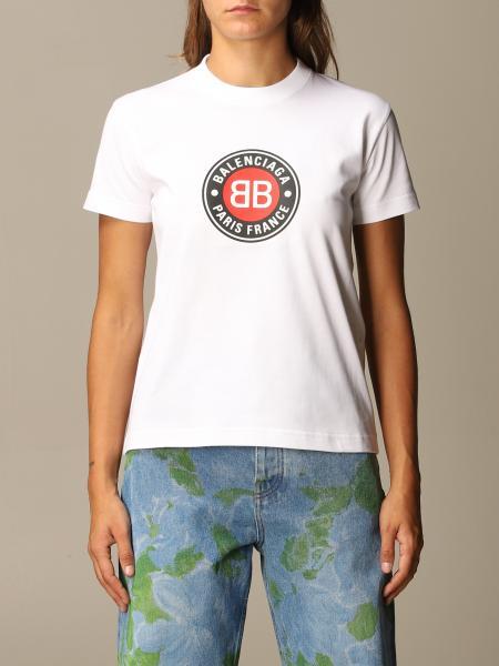 Camiseta mujer Balenciaga