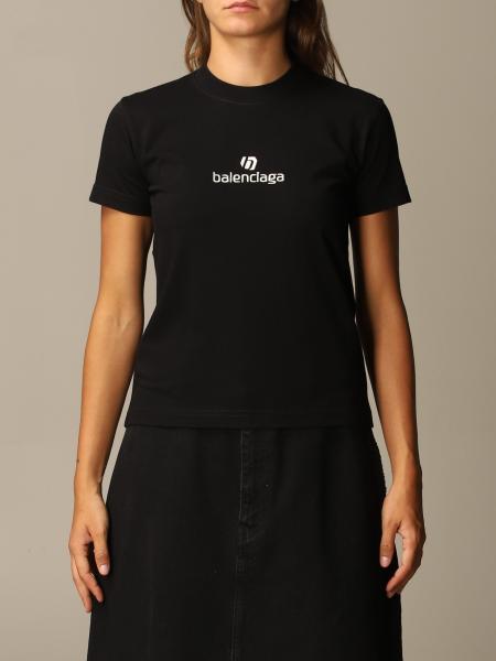 T-shirt damen Balenciaga