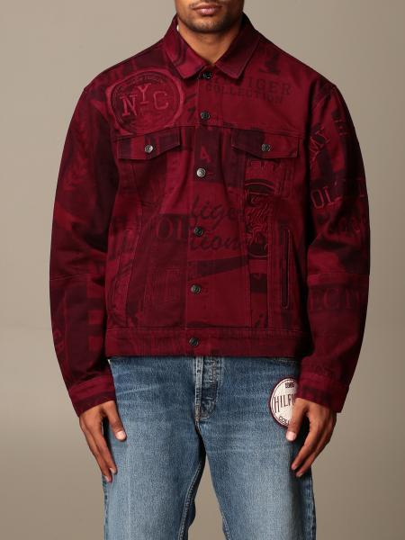 Jacket men Hilfiger Collection
