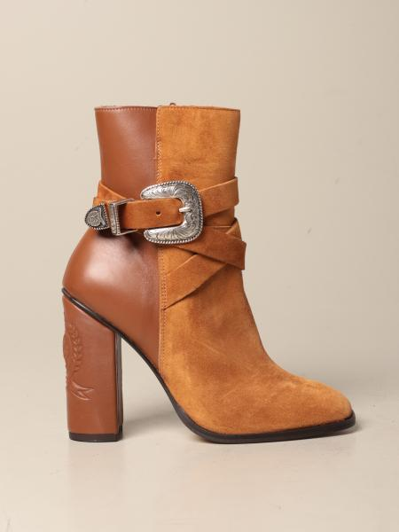 Hilfiger Collection ankle boot in suede