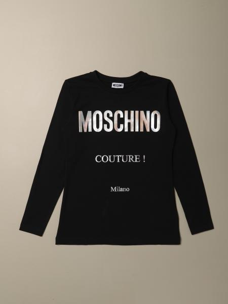 Moschino Kid T-shirt with logo