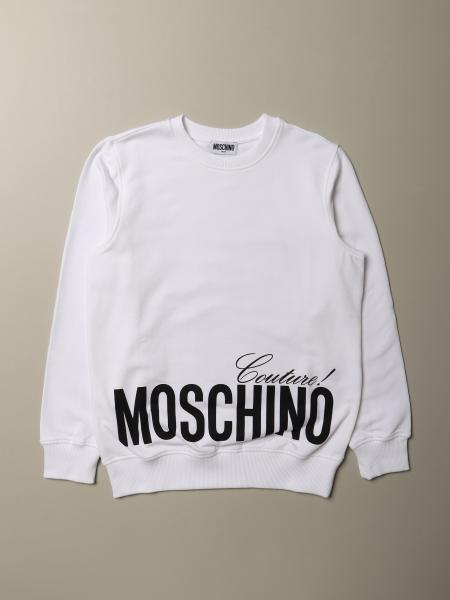 Moschino Kid sweatshirt with logo