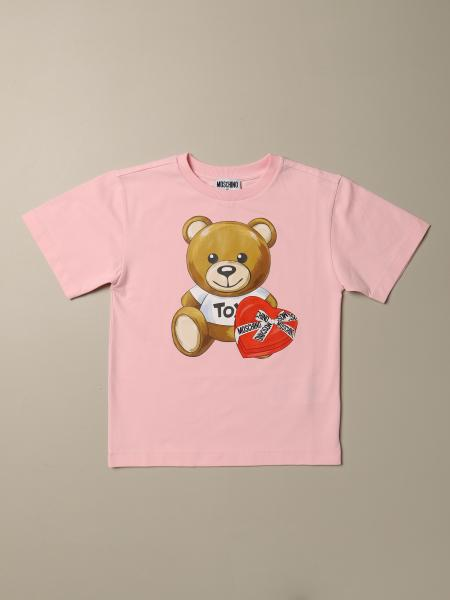 T-shirt kids Moschino Kid