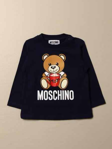 Maglia Moschino Baby con Teddy