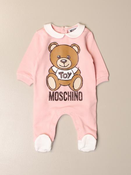Moschino 儿童: 连体装 儿童 Moschino Baby