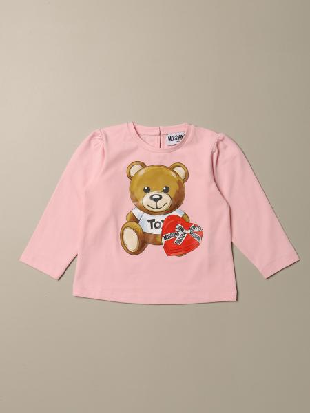 T-shirt kinder Moschino Baby