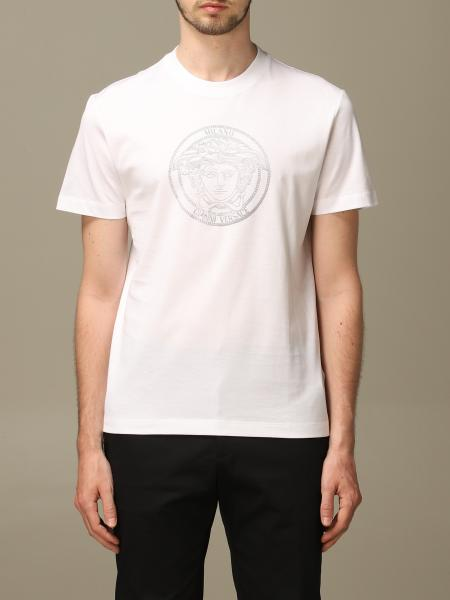 Versace T-shirt with Medusa logo