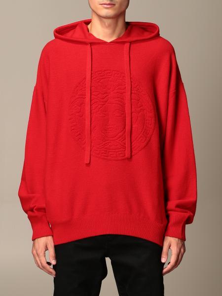 Sweatshirt men Versace