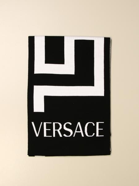 Scarf men Versace