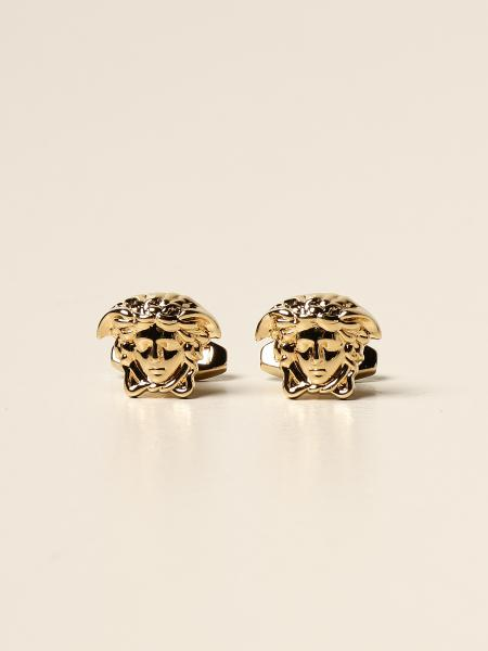 Versace cufflinks with medusa head