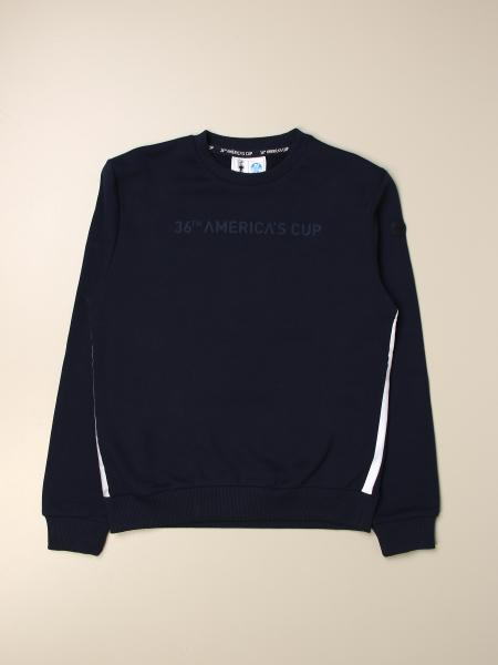 North Sails Prada crewneck sweatshirt with logo