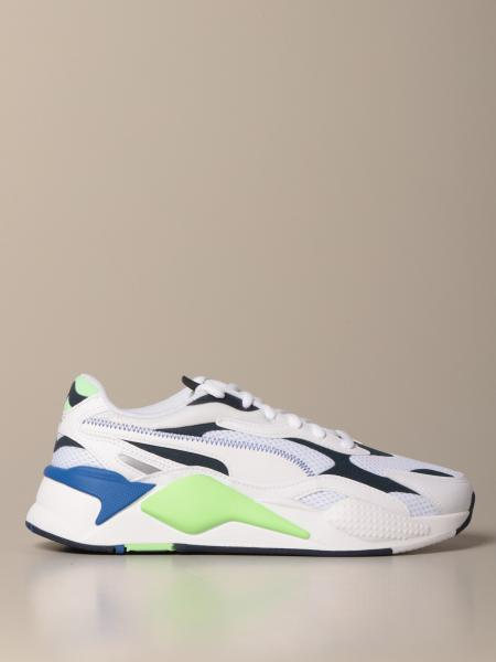 Rs-2k millennium Puma mesh and synthetic leather sneakers