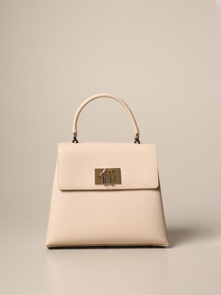 1927 Furla bag in grained leather