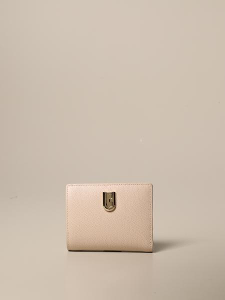 Furla 1927 wallet in grained leather