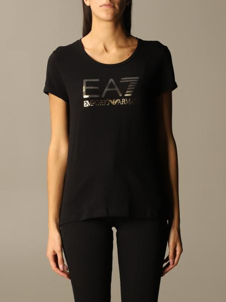 T-shirt damen Ea7
