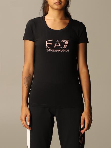 Ea7: T-shirt women Ea7
