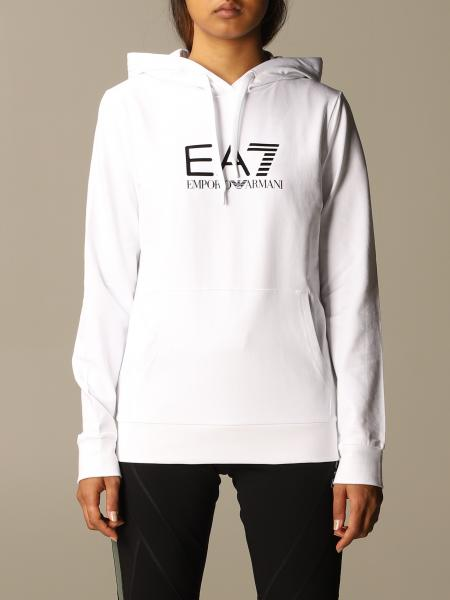 Sweatshirt women Ea7