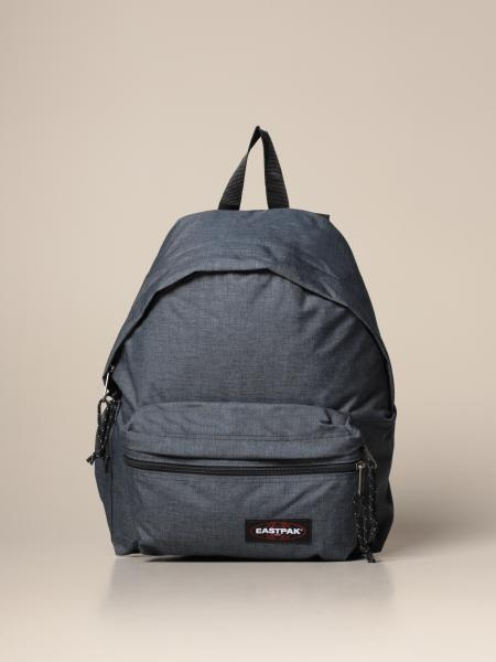 Eastpak: Zaino Padded zippl'r Eastpak in nylon effetto denim