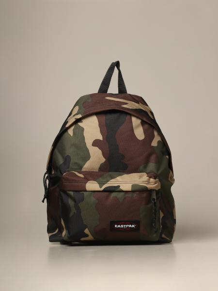 Eastpak: Zaino Padded pak'r Eastpak in nylon camouflage