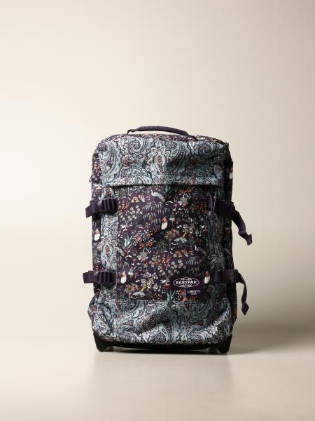 Eastpak: Valigia Tranverz s Liberty London x Eastpak in poliestere