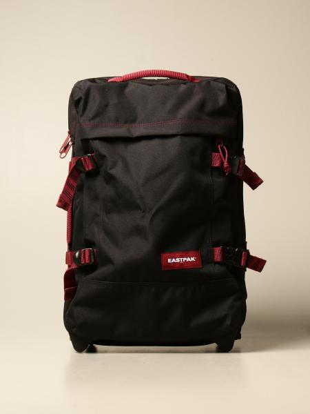 Eastpak: Tranverz s blakout stripe red