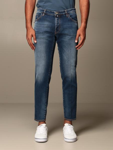 Xc: Jeans Andrea XC in denim used slim fit