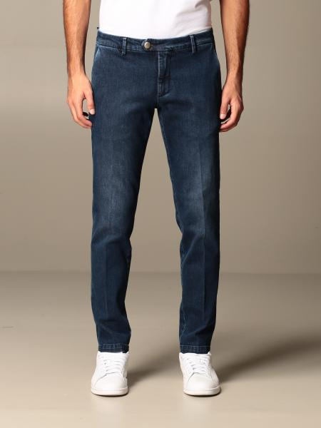 Xc: Jeans Stefano XC chino slim fit in denim