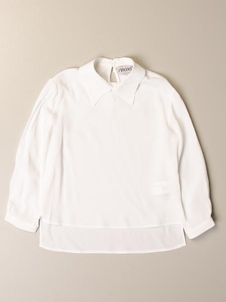 Camicia in chiffon