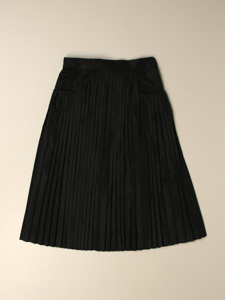 Simonetta: Simonetta pleated skirt