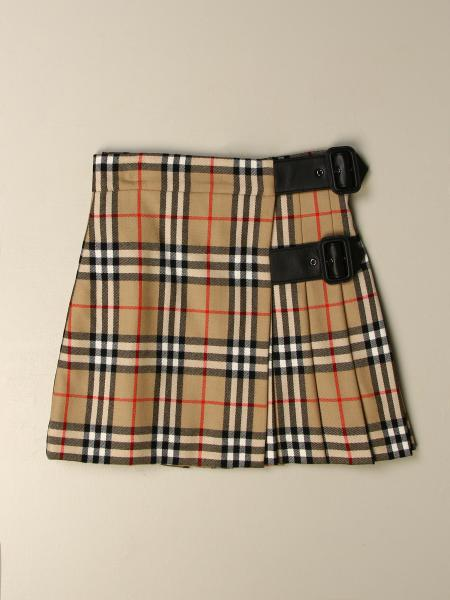 Skirt kids Burberry