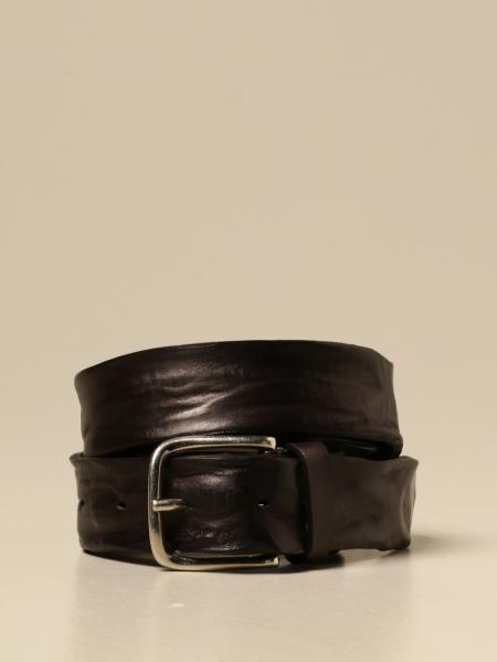 Cintura XC in pelle di toro