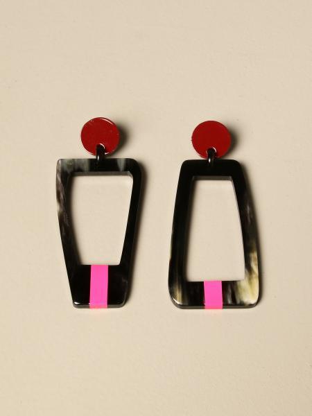 Allujewels: Horn earrings Allu 'jewels square
