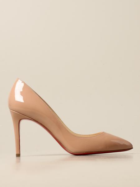 Christian Louboutin women: Christian Louboutin Pigalle pumps in patent leather